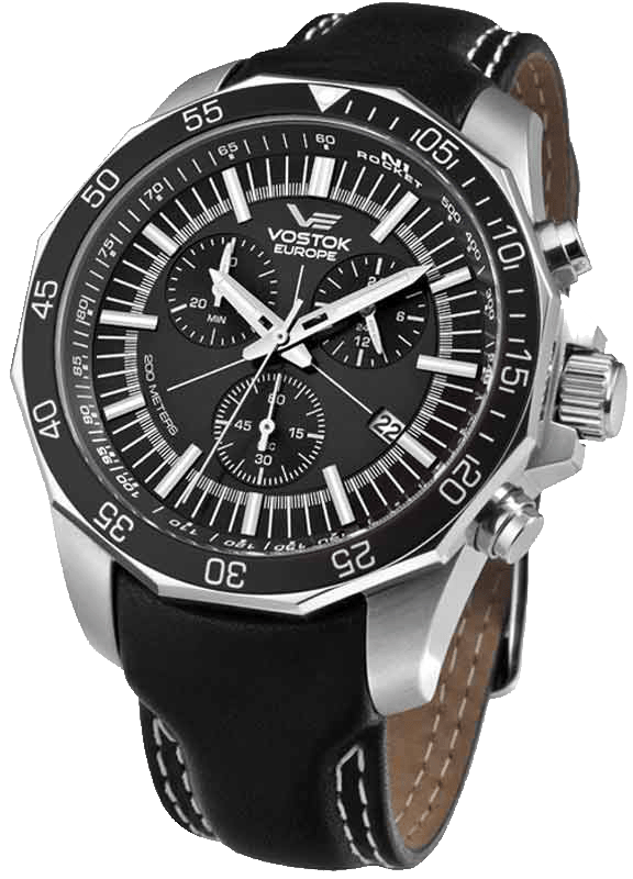 VOSTOK N1 Rocket Chrono