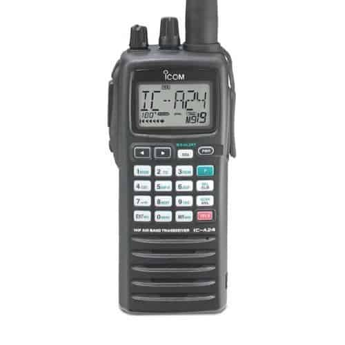 ICOM IC-A24 Radio Portable