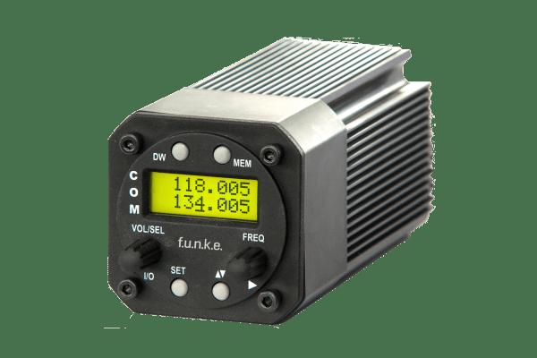 f.u.n.k.e. VHF ATR833S vue latérale